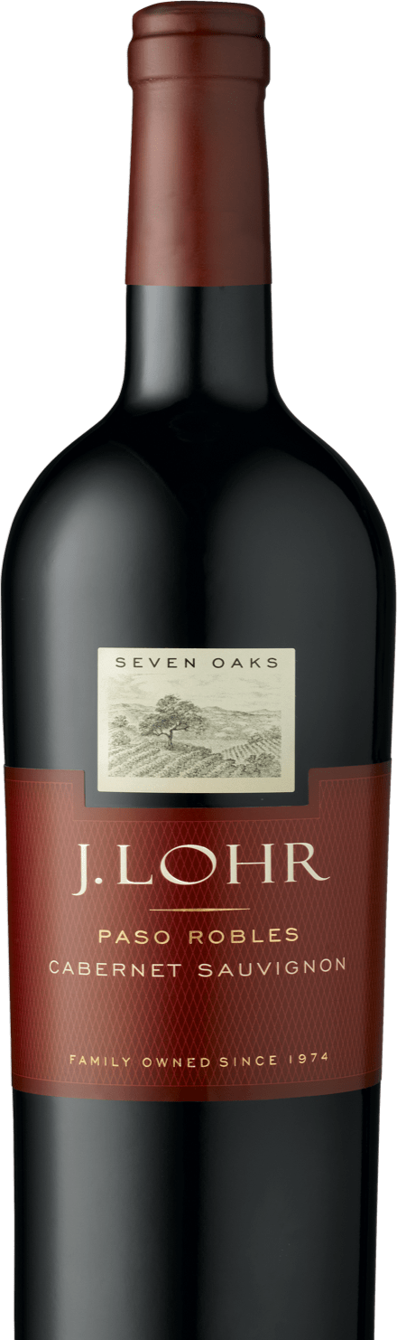 J. Lohr Wine Bottle