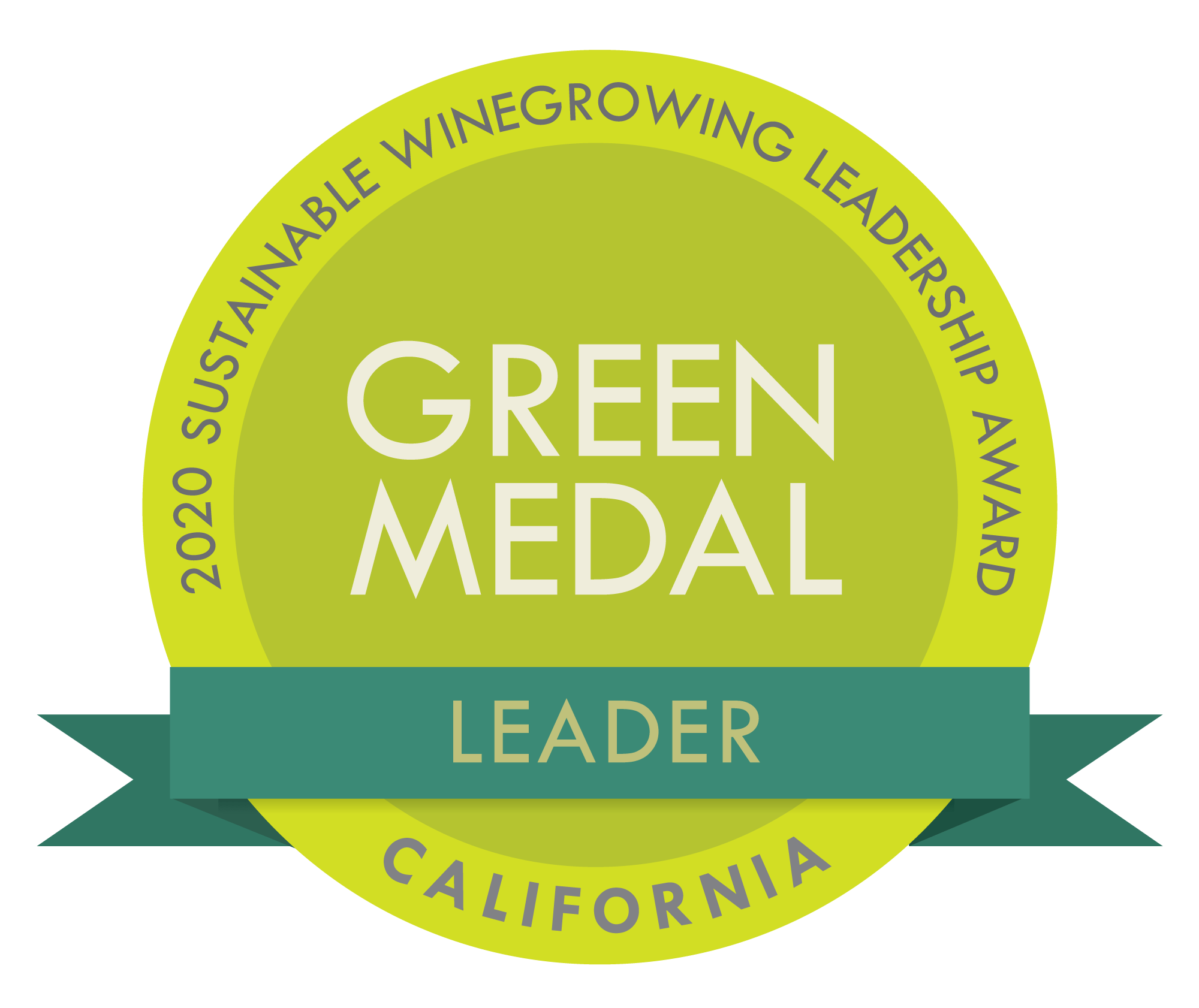 Green Medal Award 2020